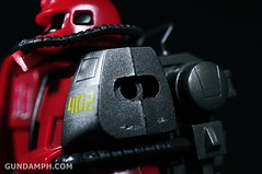 HCM MS-06R-2 Johnny Ridden's Zaku-II (144 scale) 1984 make (53)