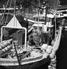 squid boat by Hiroyuki Okamoto