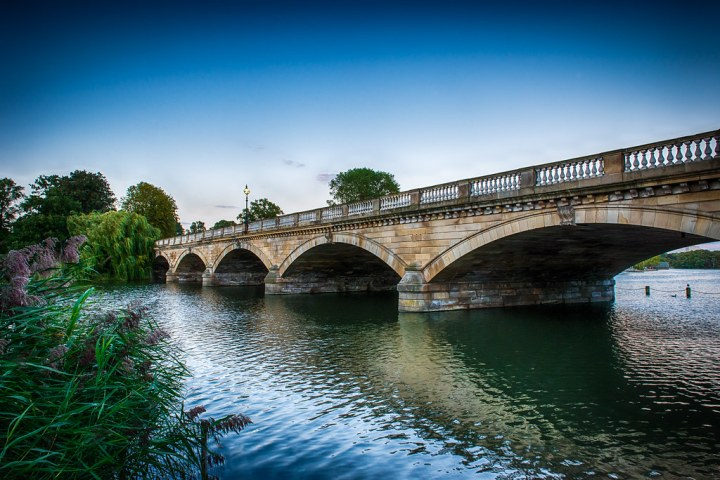 Bridge over the Serpentine
