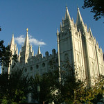 Temple Square, Salt Lake City