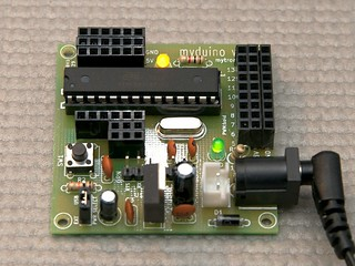 S2Duino (14-1) Install IC and Test