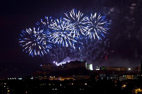 Festival Fireworks 2012 8
