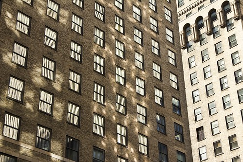 In New York by Nassia Kapa