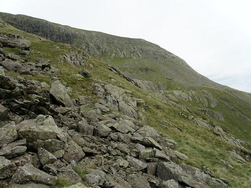 Approaching Hard Tarn