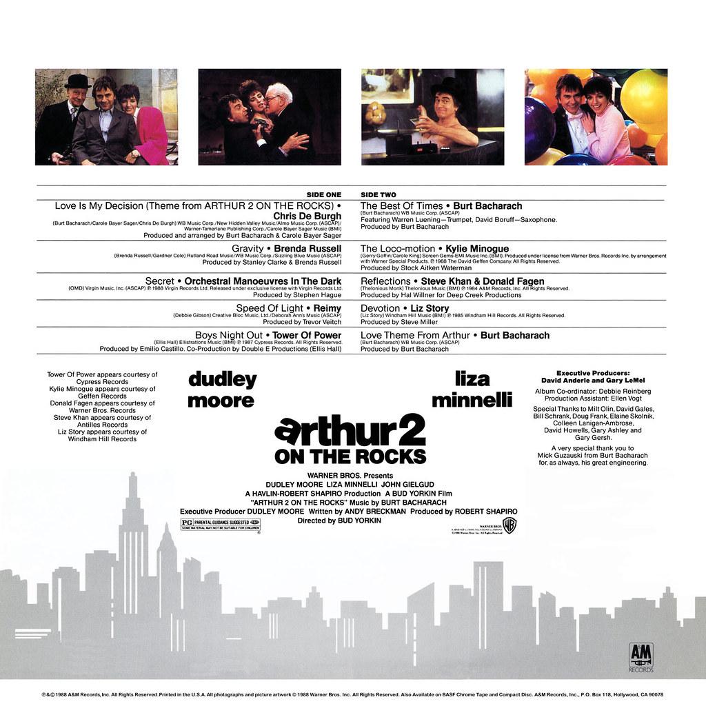 Various Artists - Arthur 2: On the Rocks