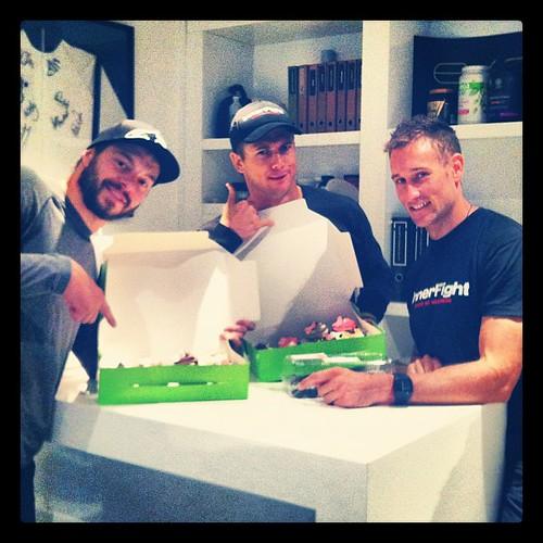 #cupcake #thursday #treat from @lovesweetstuff #unreal