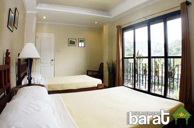 Sanafe Lodge's Deluxe Double Room
