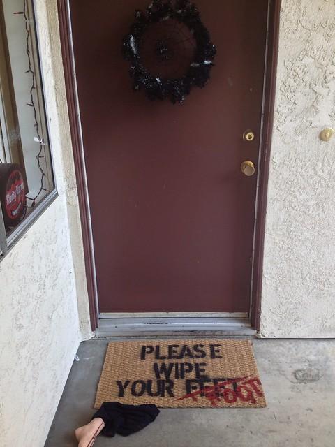 Door&Wreath