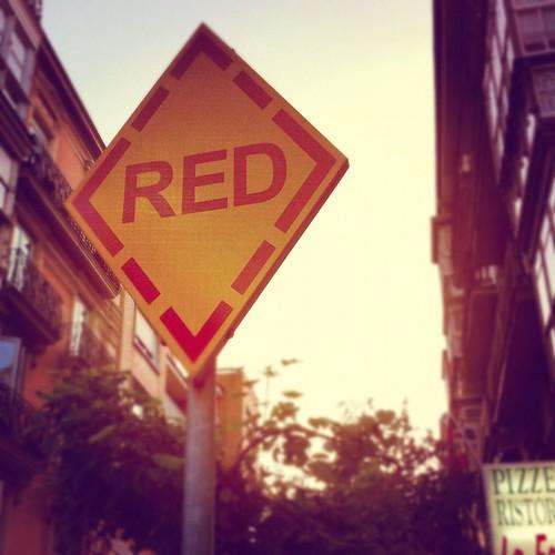 RED by rubenlacasa::2012