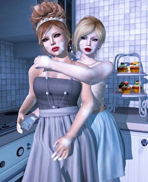 Mon Tissu Blogger Entry #2 - Shiloh Selene (barbie.glas)