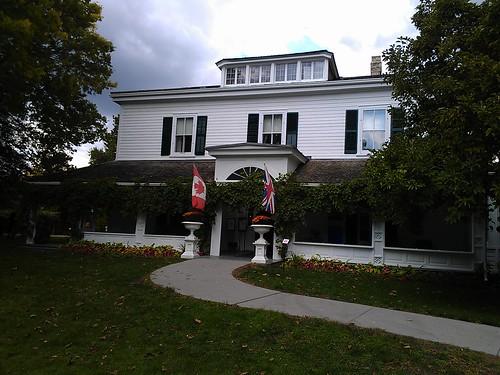 Last Stop: Eldon House