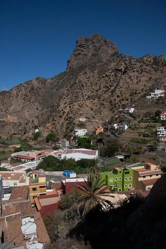 Roque Cano, Vallehermoso
