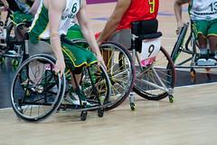 Paralympijský basketbal