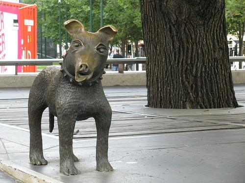 The Bronze Dog by holidaypointau