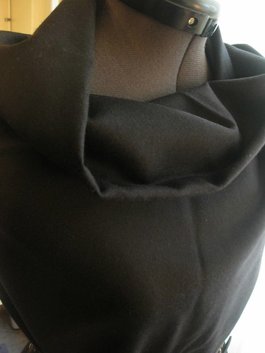 80/20 Wool/Cashmere~ Black