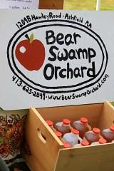 Bear Swamp Orchard in Ashfield