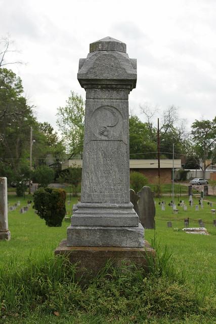 Greenwood Cemetery, Jackson MS