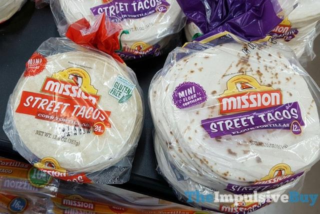 Mission Street Tacos Tortillas
