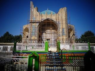 Mesquita Masjid Sabz / Mesquita verde