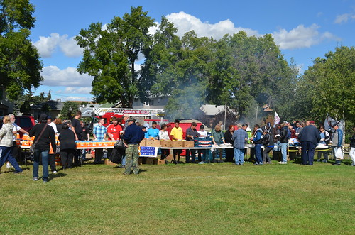 EDLC Labour Day BBQ 2012