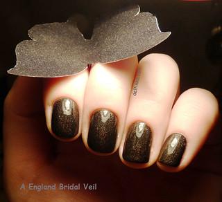 A England Bridal Veil