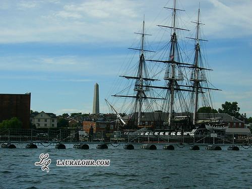 USS Constitution CR