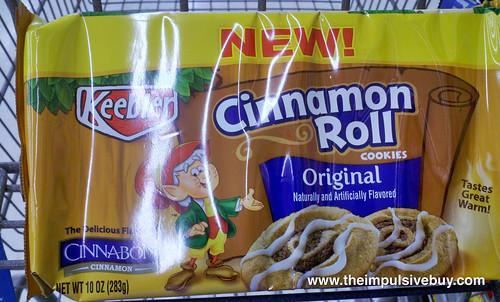Keebler Cinnamon Roll