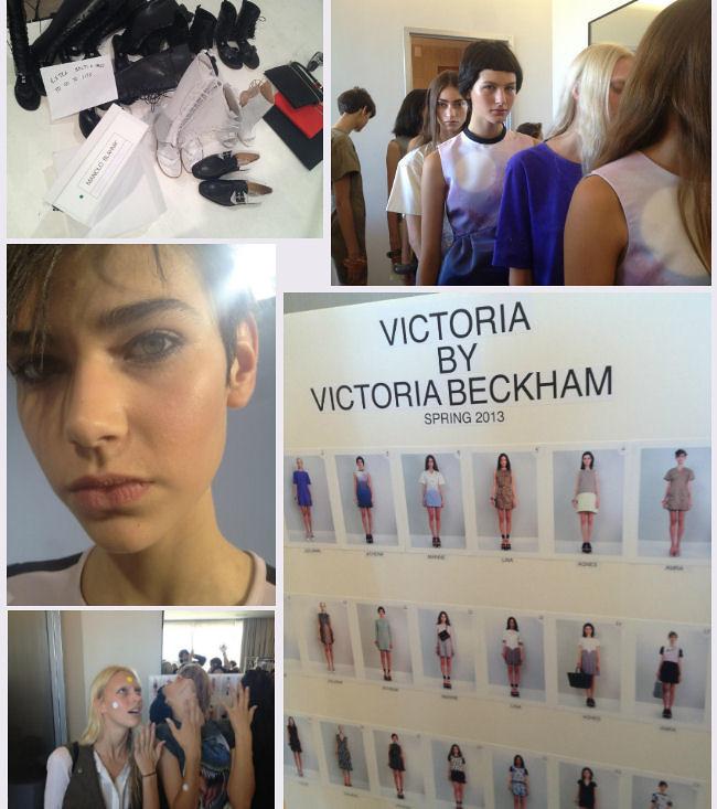Primavera-verano 2013 Victoria Beckham