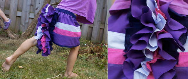 twilight pony skirt