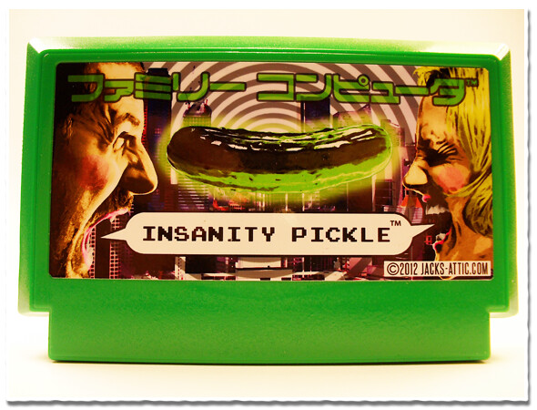 Insanity Pickle 1