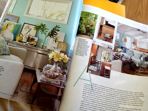 Amy Butler in Better Homes and Gardens