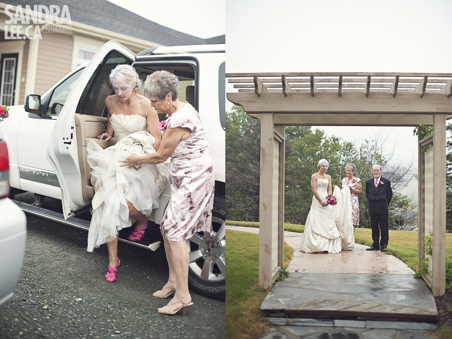 Nick + Lorleanne :: Newfoundland Wedding Photography