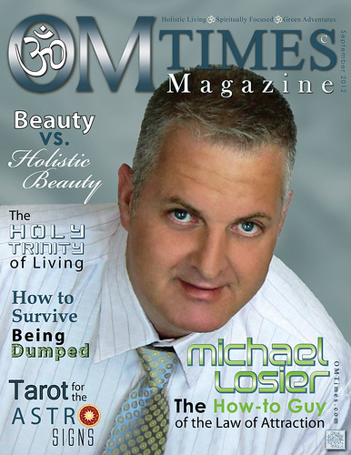 OM Times September 2012 - C / Michael Losier by deZengo