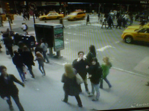 Webcam Time Square