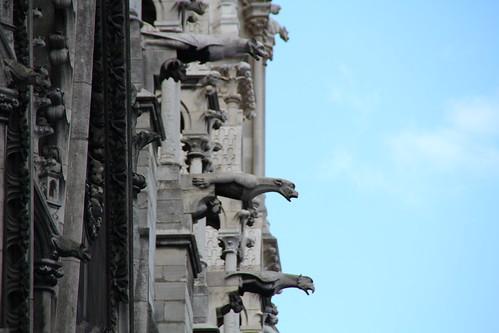 More Gargoyles