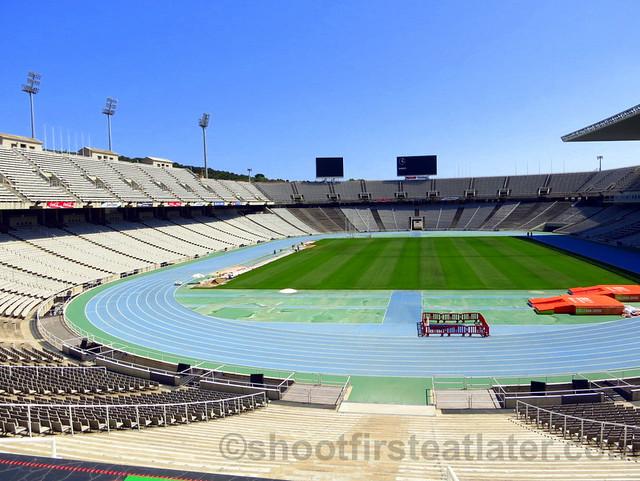 Olympic Stadium of Barcelona-001