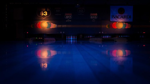 Bowling in the Dark (Boncelles, Belgique) - Photo : Gilderic