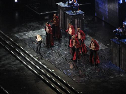 Madonna - Seattle, WA - 10/3/2012