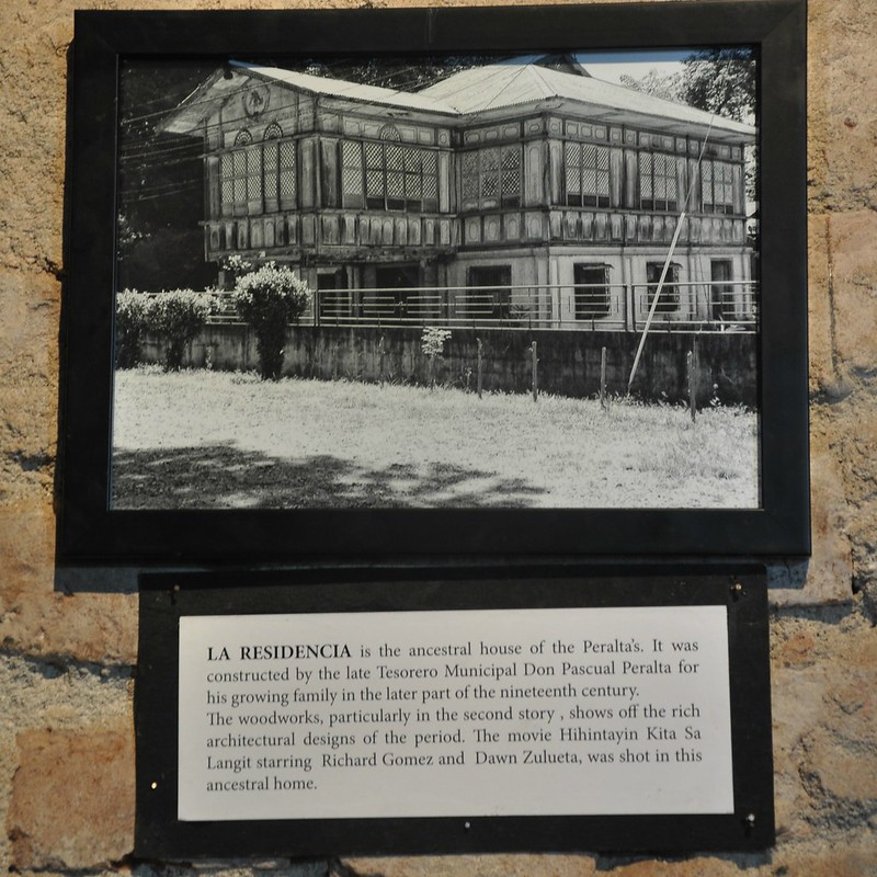 Photo of La Residencia (Peralta ancestral home)