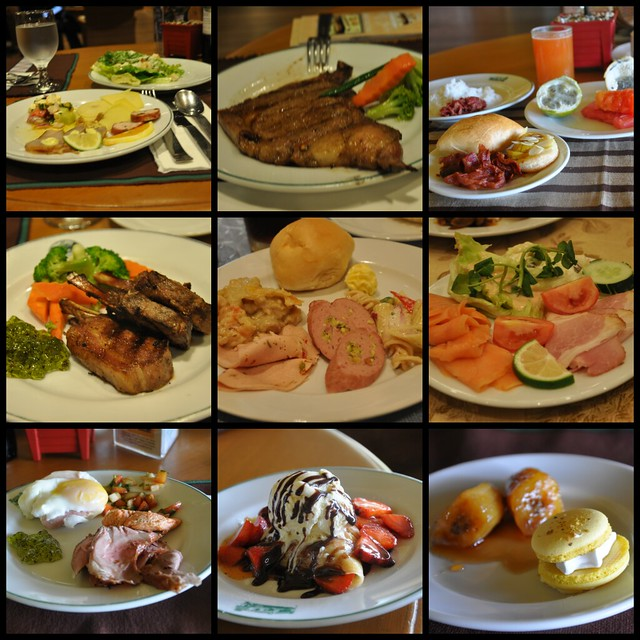 Baguio Country Club Food Adventure