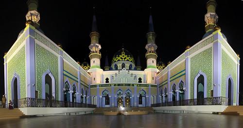 Foto Panorama Masjid Agung Tuban