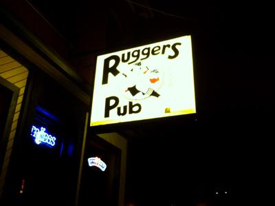 Ruggers Pub