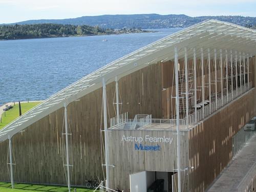 Astrud Fearnley Museum, Oslo. Noruega