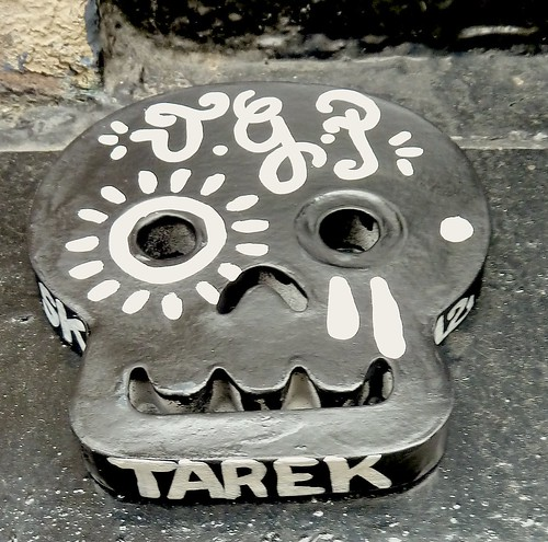 Skull JGP by Tarek by Pegasus & Co