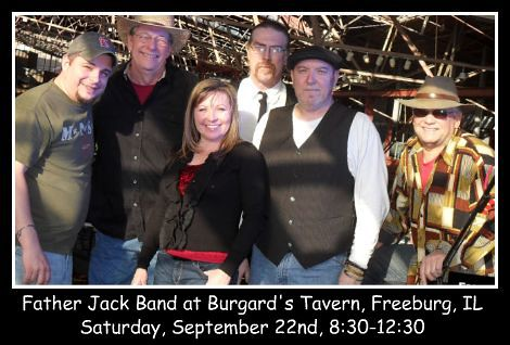 Father Jack Band 9-22-12