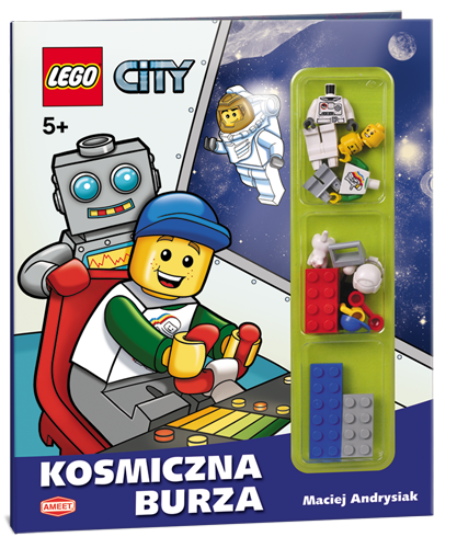 LEGO® City. Kosmiczna burza