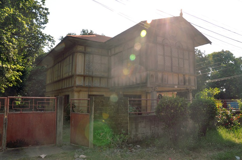 Peralta ancestral home