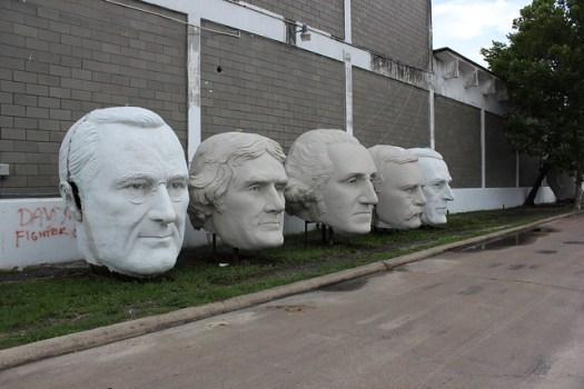 Adickes SculpturWorx Studio, Houston TX