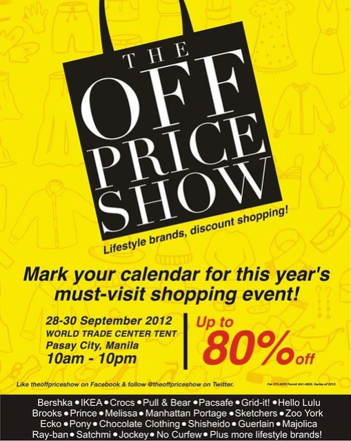 The Off Price Show - Poster