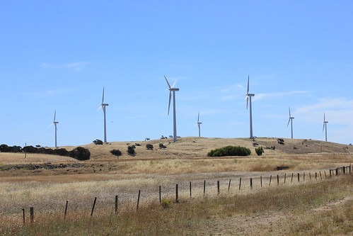 Tantanoola Wind Farm by holidaypointau